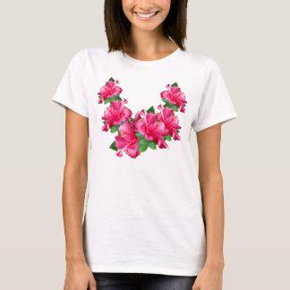 Pink Hibiscus Lei Shirts