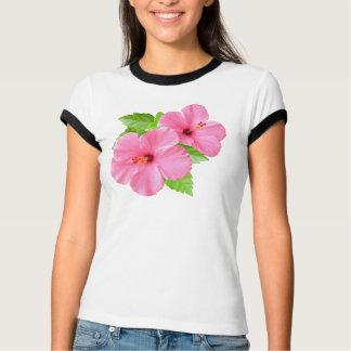 Pink Hibiscus Shirt