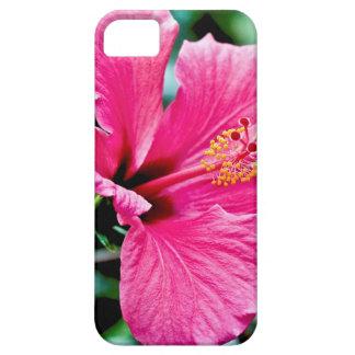 Pink Hibiskus iPhone 5 Case