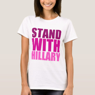 Pink Hillary 2016 T-Shirt
