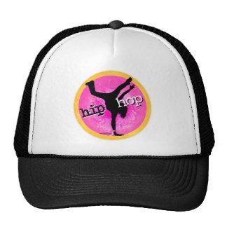 Pink Hip Hopper Cap