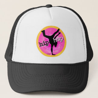 Pink Hip Hopper Trucker Hat