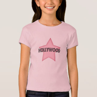 Pink Hollywood Star Products T-Shirt