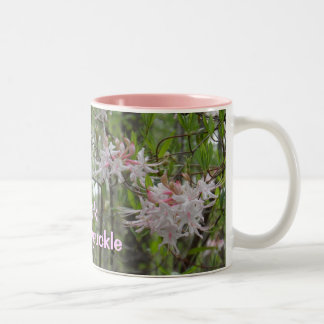 Pink Honeysuckle Mug