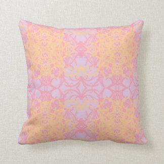 pink hull cushion