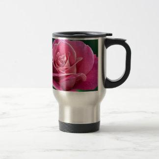 Pink Hybrid Tea Rose Mug