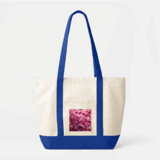 Pink Hydrangea bloom closeup flower photograph. Tote Bag