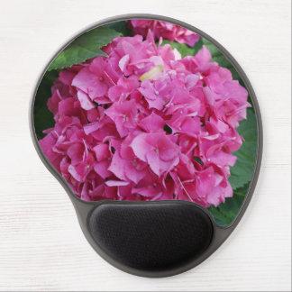 Pink Hydrangea gel mousepad.