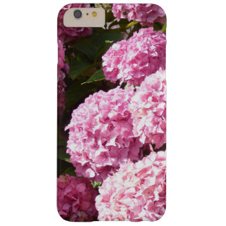 Pink Hydrangeas Barely There iPhone 6 Plus Case