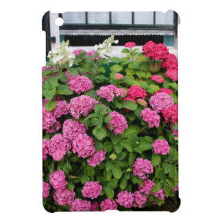 Pink hydrangeas, Holland iPad Mini Cover