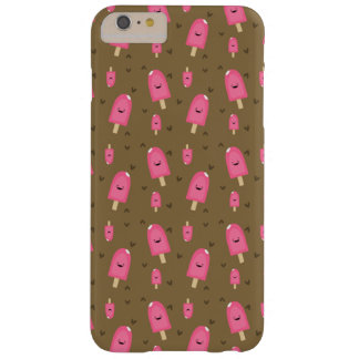 Pink Ice Cream Bars Barely There iPhone 6 Plus Case