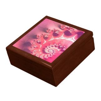 Pink Ice Cream for 21 Flavors of Fibonacci Gift Box