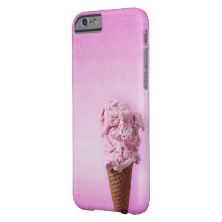 Pink Ice Cream - Fun - iPhone 6/6s Barely There iPhone 6 Case