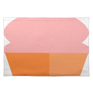 Pink Ice Cream Placemat