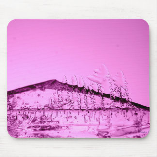 Pink Ice Mouse Pad