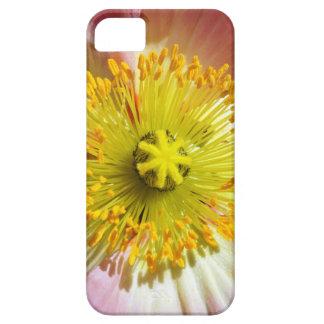 Pink Icelandic Poppy iPhone 5 Cases