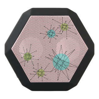 Pink Iconic Atomic Starbursts  Boombot Rex Speaker