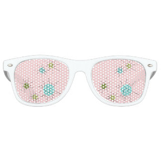 Pink Iconic Atomic Starbursts Sunglasses