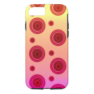 pink illusions iPhone 8/7 case