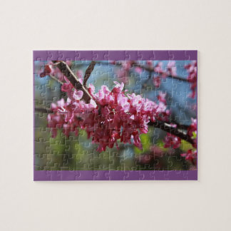 Pink in Bloom Jigsaw Puzzle