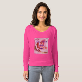 Pink International T-Shirt Day Shirt