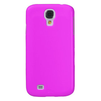 Pink iPhone Cases Shocking Pink Samsung Galaxy S4 Case