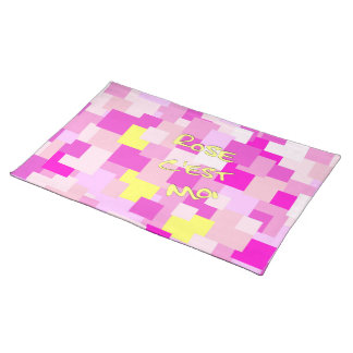 Pink is Me Placemat