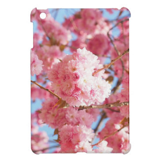Pink Japanese Cherry Blossom Cover For The iPad Mini
