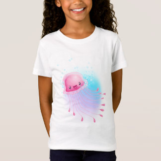 Pink Jellyfish T-Shirt