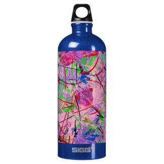 Pink Jive SIGG Traveller 1.0L Water Bottle