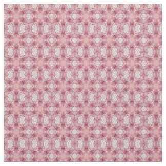 Pink Kaleidoscope Fabric