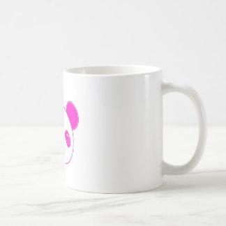 Pink Kawaii Panda Bear Coffee Mug