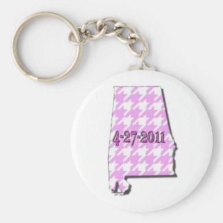 Pink Keychain