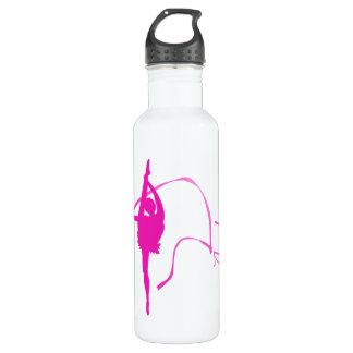 Pink  kids named drinks bottle 710 ml water bottle