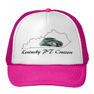 Pink KY Cruisers hat