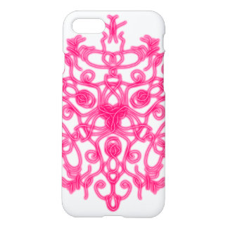 Pink Lace iPhone 8/7 Case