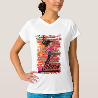 Pink lady fitness T-Shirt