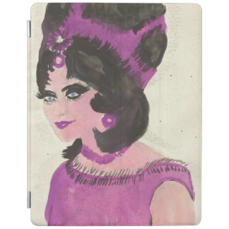 Pink Lady iPad Cover