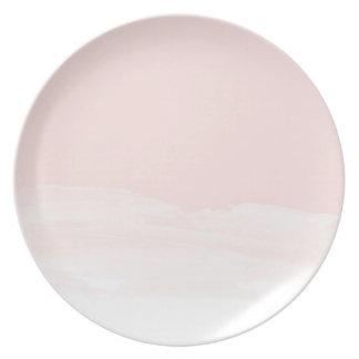 Pink Lady - Melamine Plate