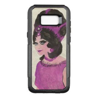 Pink Lady OtterBox Commuter Samsung Galaxy S8+ Case
