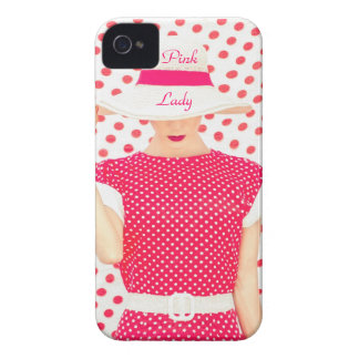 Pink Lady Phone Case