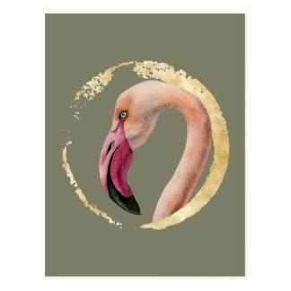 Pink Lady Postcard