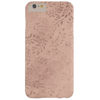 Pink Leaf Phone Case
