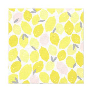 Pink Lemonade by Origami Prints Art Print Canvas