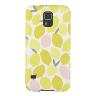 Pink Lemonade Galaxy S5 Cover