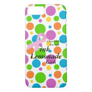Pink Lemonade girls iPhone 7 Case