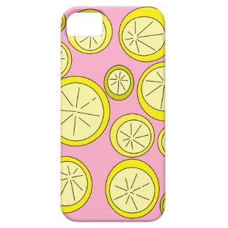 Pink Lemonade iPhone5 Case