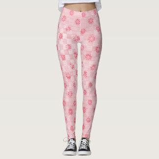 Pink Lemons Leggings