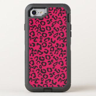 Pink Leopard Print iPhone 6/6s Otterbox Defender C