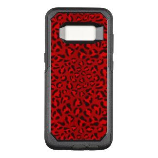 Pink leopard texture pattern. OtterBox commuter samsung galaxy s8 case